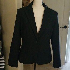 New York Co Black Blazer
